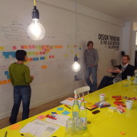 DesignThinkers Group workshop