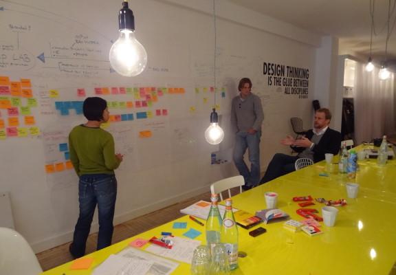 DesignThinkers Group workshop