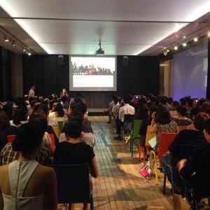 Presentation at TCDC